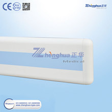 Hospital Used Stair Handrail Plastic Cover Medical Handrail For Elderly