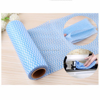 Hot sale factory price super absorbent kitchen cleaning cloth