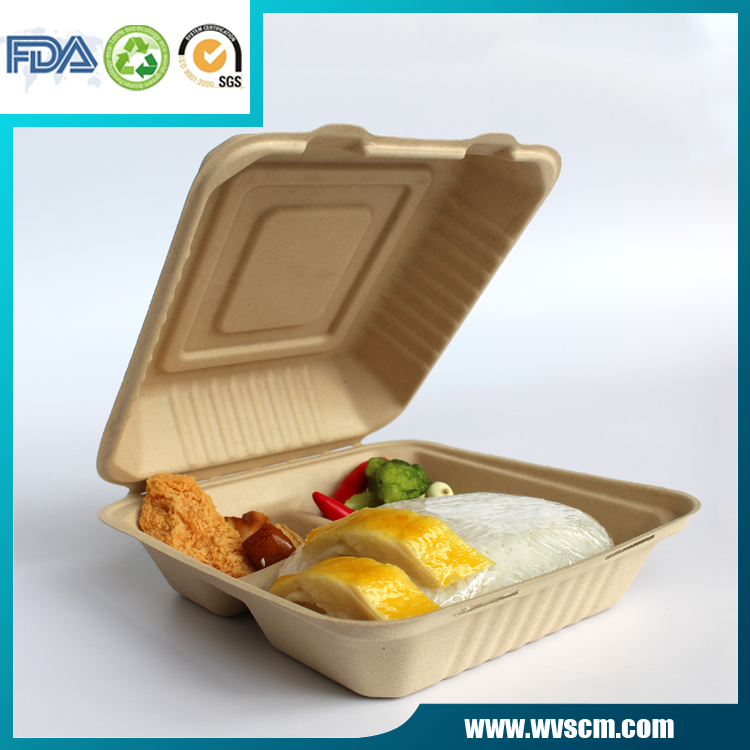 biodegradable food packaging for takeout food