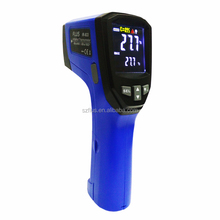 low price durable dual laser infrared thermometer with k type