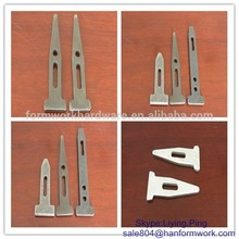 galvanized fasteners,construction used,concrete formwork accessories, wedge bolts