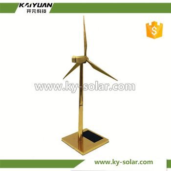 2016 Hot Sale educational solar windmill as gift