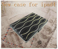 wholesale Pad cover for ipad4/3/2 original case made in China