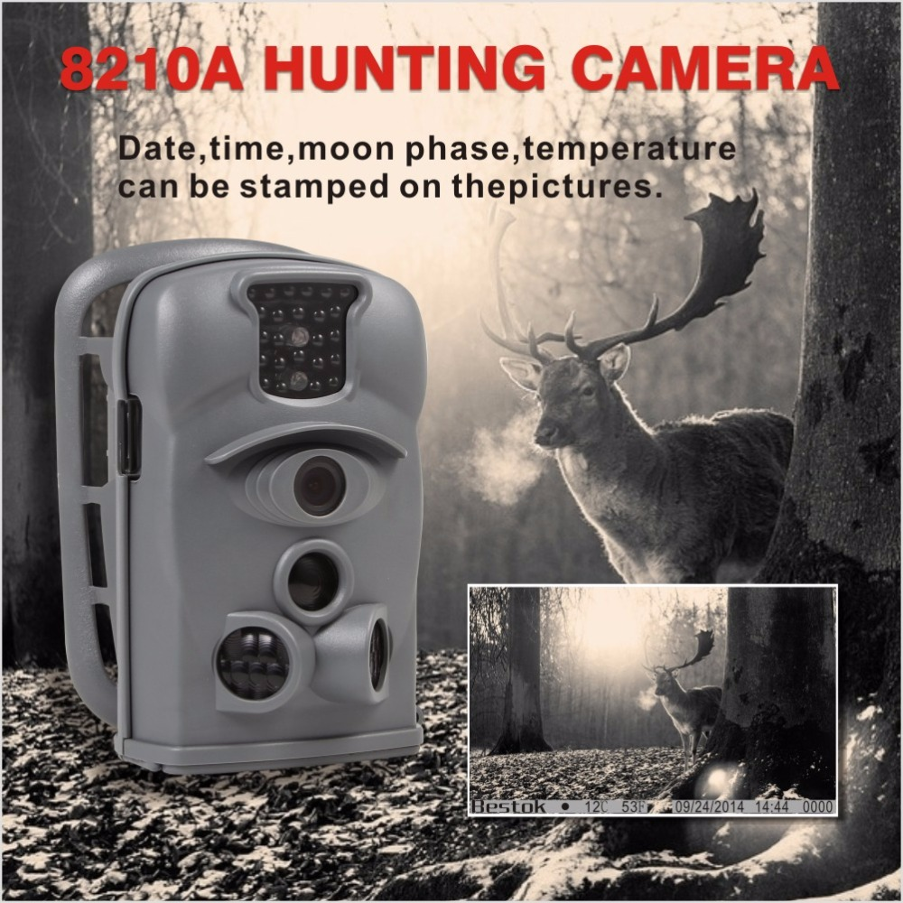 Infrared Thermal Night Vision Wireless Video Wireless Security Spy Farm Hunting Trail Camera