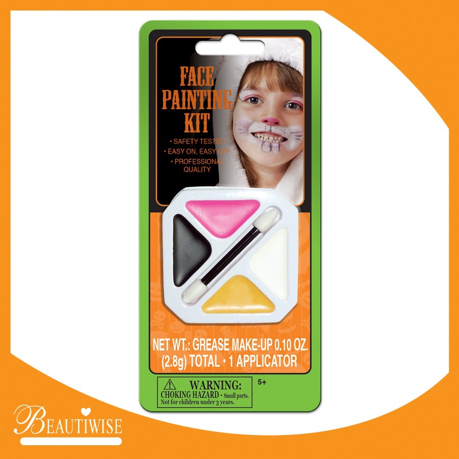 Face Painting Kit Halloween Makeup