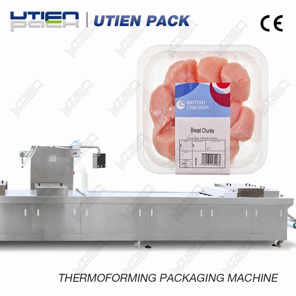 chicken packing machine