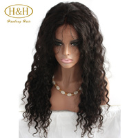 Wholesale cheap price afro kinky curly human hair wigs for black men