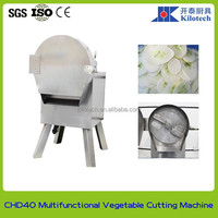 Popular market manual operation CHD 40 vegetable cutting machine