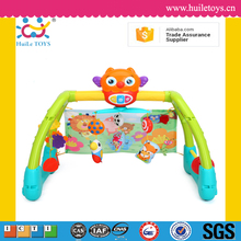 Huile toys wholesale toy baby activity play gym mat with ASTM