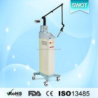 40W CO2 fractional laser ablation machine scar, wart removal