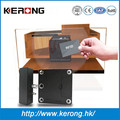 Electric hidden password rfid card motor drawer latch
