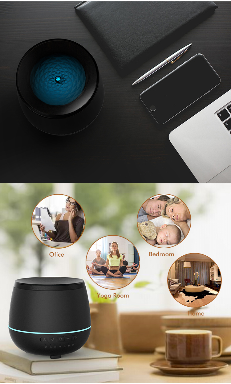 2019 popular selling essential oil diffuser humidifier aroma diffuser