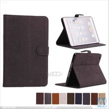 Pu leather Material leather pouch for iPad mini with retina for ipad mini 2 P-APPIPDMSPCA001