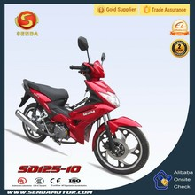 110CC Cub Motorcycle Moped for Sale China Pocket Bike SD125-10
