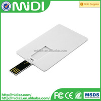 Wholesale new style flash memory card,Credit Card Usb For Souvenir 4gb