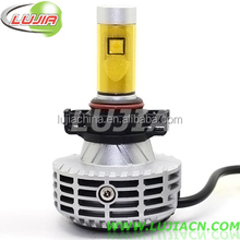 New technology micro pipe heat transfer car led headlight H16 best selling 12-24v high power auto led headlight ce certifica