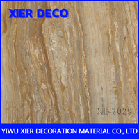 Hot Stamping Foil Marble design for PVC Panel 3D XE-7029