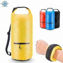 2018 New Fashion Light Weight Polyester Dry Bags Waterproof Bag