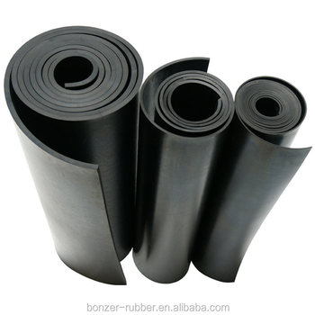 Neoprene rubber sheet (CR) wholesale for Industrial using