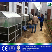 Kingdo portable biogas machine/system for food waste composting machine