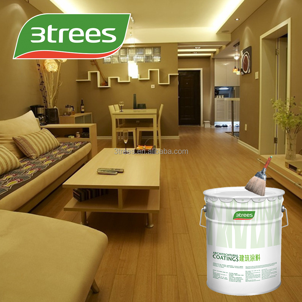 3TREES Economic PU Wear Resistant UV Clear Wood Primer Sealer