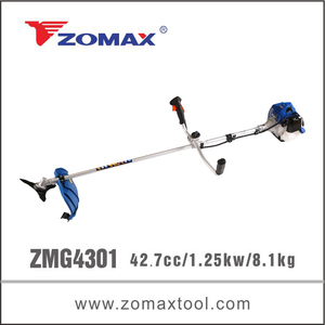43cc low emission brush cutter and grass trimmer