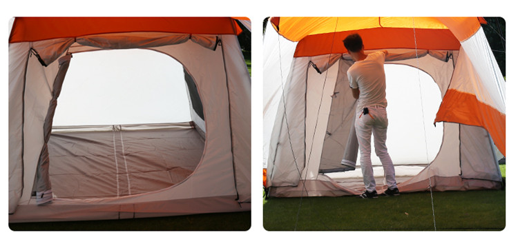 Outdoor Extra Large portable easy set up tent