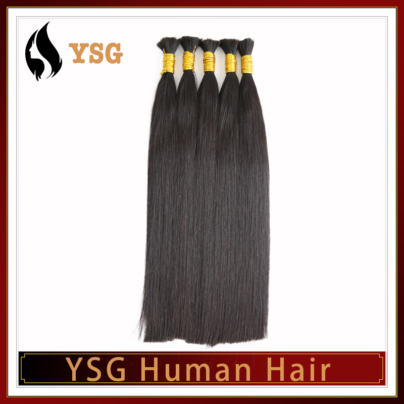 Professional longer length wig human hair, cheap human hair unprocessed crochet braids with human hair with CE certificate