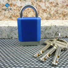 Colorful Padlock,Aluminum Alloy Padlock Master Key