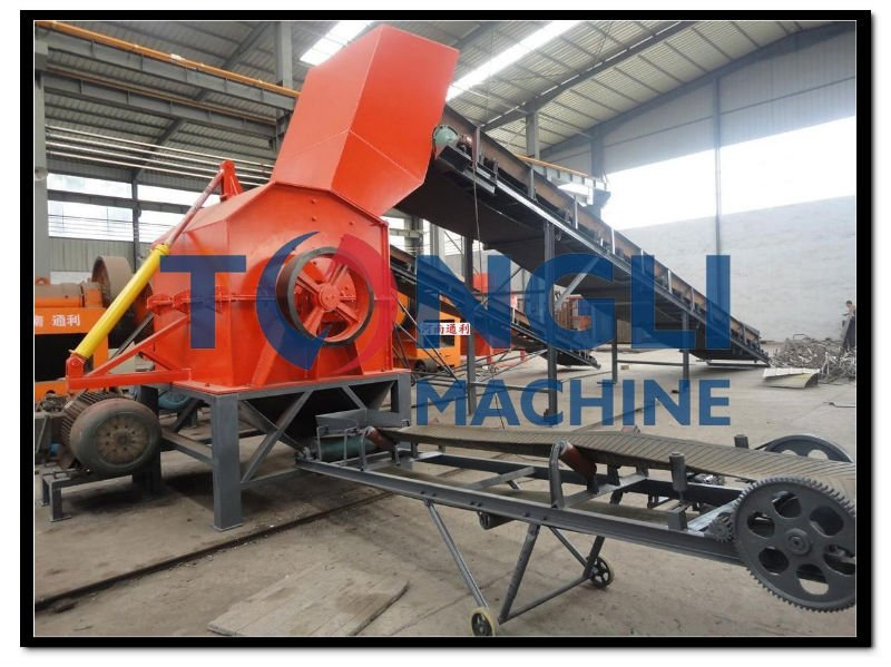 Industrial Electric Bike crusher Metal can crusher,bike recycling crusher--Cathy