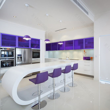 KKR modern home bar counter design