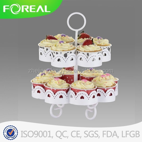 metal powder coating cake holder