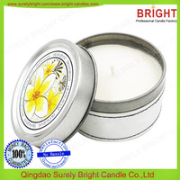 soy candles aromatherapy