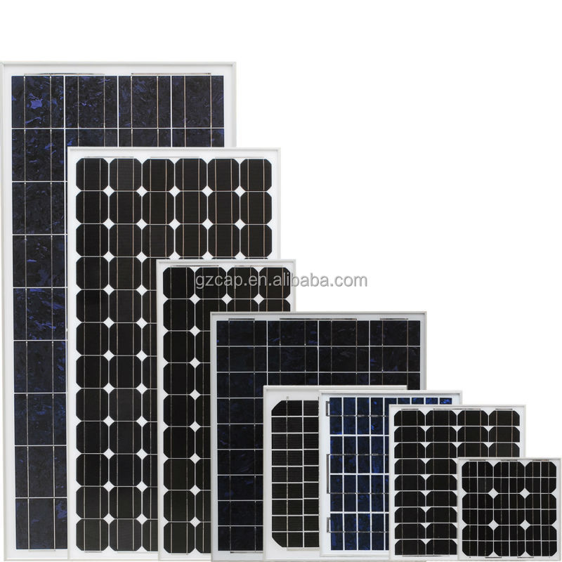 solar panel manufactory mono / poly 250watts solar panel for home solar system