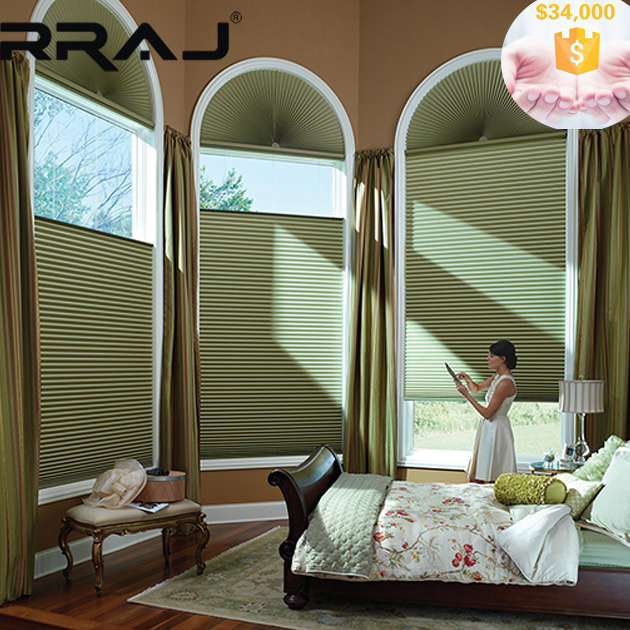 RRAJ Special Window Decoration Arch Window Cover