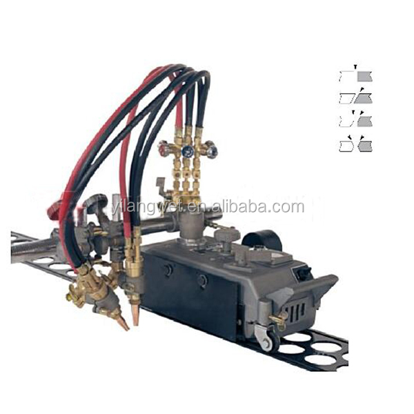 HK-12MAX-II two torch automatic aluminum cutting machine for 45 degree