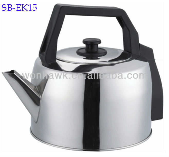 Cheap High Quality Stainless Steel Small Kitchen Appliances Of Hot Water Kettle