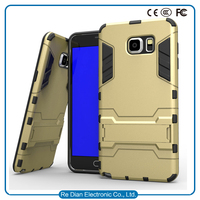 hot selling shield armor shell 2in1 TPU PC cover case for samsung galaxy note 5