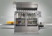 AF AUTOMATIC INLINE VOLUMETRIC PISTON TOUCHSCREEN SMALL PACK FILLING MACHINE