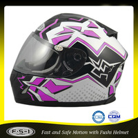 DOT FUSHI wholesale motorcycle crash helmet