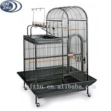 Double Roof Big Strong Wire Cage Parrot
