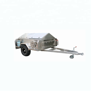 Stainless Steel Off Road Soft Floor Camper Trailers in Australia