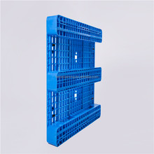 4 Way 1210 Entry Non Reversible HDPE Rackable Plastic nestable distribution overstock pallets