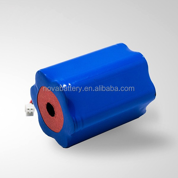 18650 li-ion 10v rechargeable battery pack for toy car