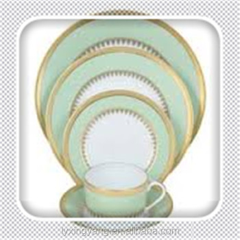 high grade porcelain tableware,Hot White Hotel Elegance Tableware