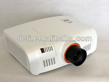 Supply 7000 lumen to 10000 lumen outdoor large venue for Small projector with high lumens