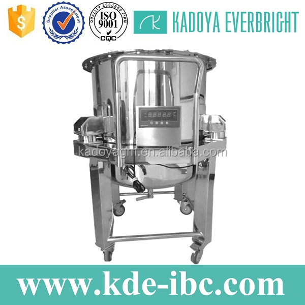 Movable Stainless Steel Tank With High Quality