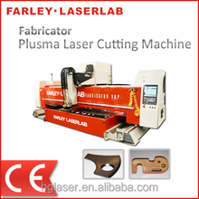 fabricator CNC plasma laser cutter machine