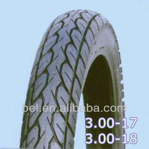 Common Size Motorcycle Tire and Tube