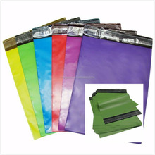 custom color logo LDPE plastic mailing bag mailing envelope